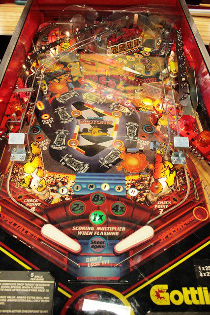 Victory Pinball Machine For Sale Pinball Alley